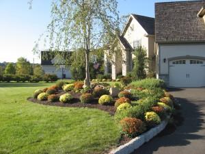 Garden Design Bucks County Pa
