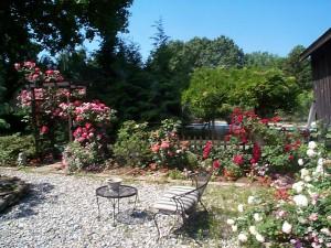 Stone Creek Landscaping Spring Garden Design